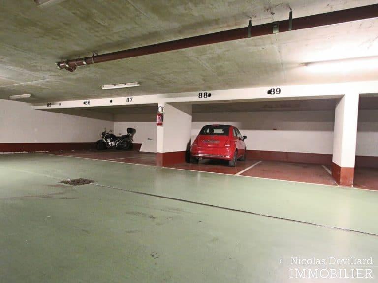 Porte de Villiers – Beaux volumes, standing et parking – 92300 Levallois-Perret (23)