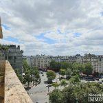 Porte d'Auteuil – Dernier étage, vue panoramique plein sud 75016 (17)