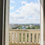 Porte d'Auteuil – Dernier étage, vue panoramique plein sud 75016 (20)
