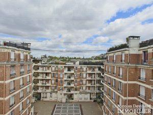 Porte d'Auteuil – Dernier étage, vue panoramique plein sud 75016 (4)