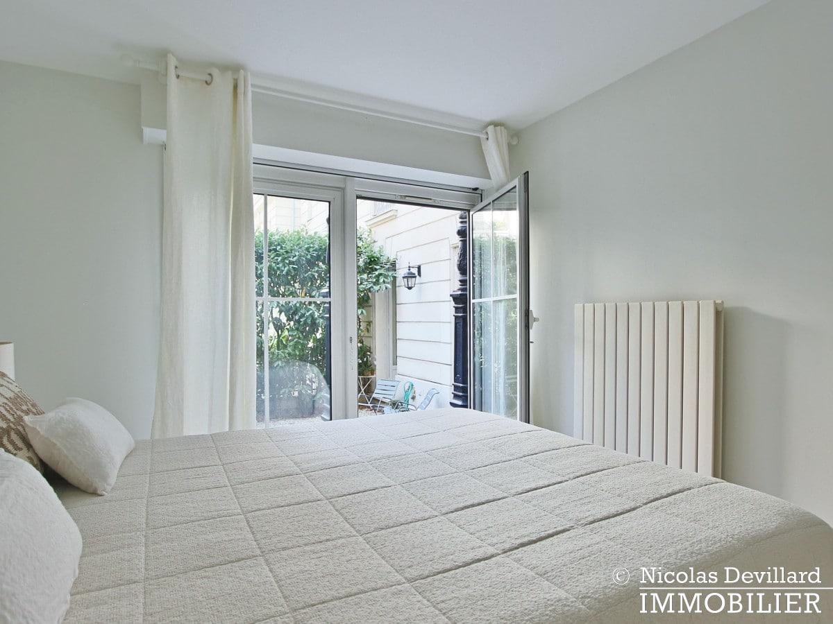 Avenue MatignonElysée – Jardin privatif, grand calme et standing – 75008 Paris (10)