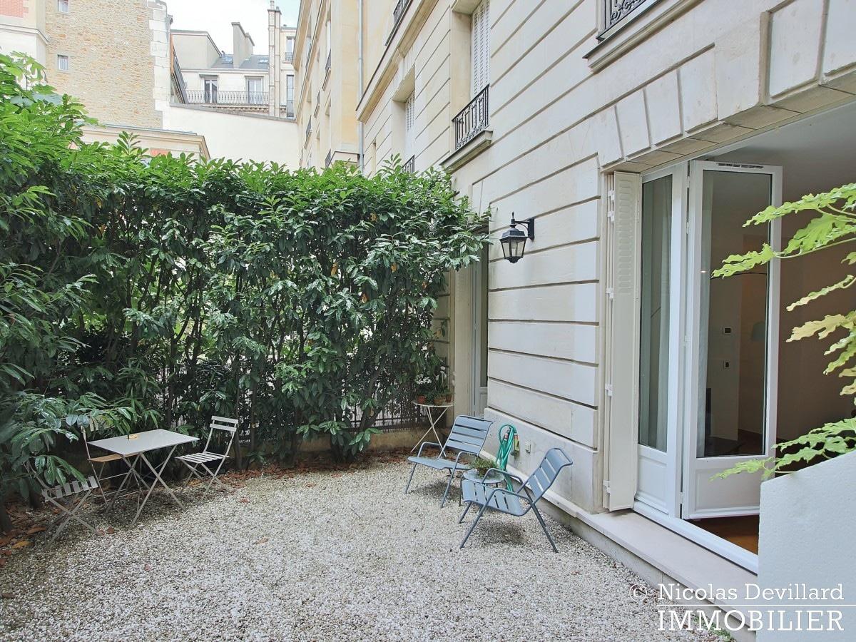 Avenue MatignonElysée – Jardin privatif, grand calme et standing – 75008 Paris (16)