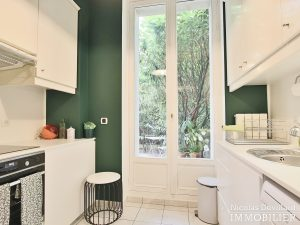Avenue MatignonElysée – Jardin privatif, grand calme et standing – 75008 Paris (17)