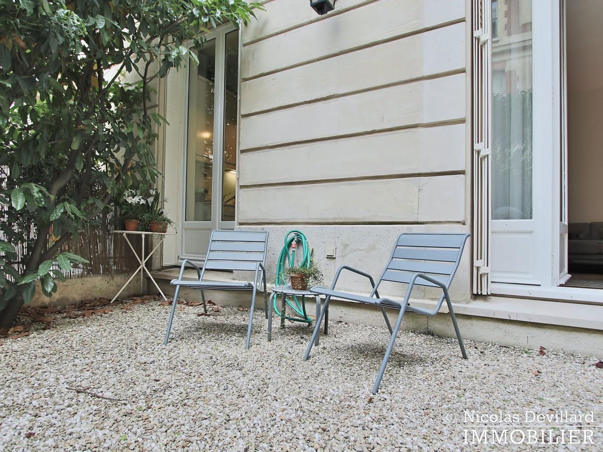 Avenue MatignonElysée – Jardin privatif, grand calme et standing – 75008 Paris (21)