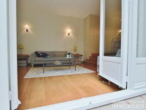 Avenue MatignonElysée – Jardin privatif, grand calme et standing – 75008 Paris (25)