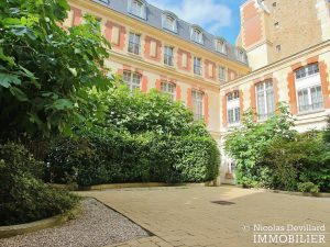 Avenue MatignonElysée – Jardin privatif, grand calme et standing – 75008 Paris (26)