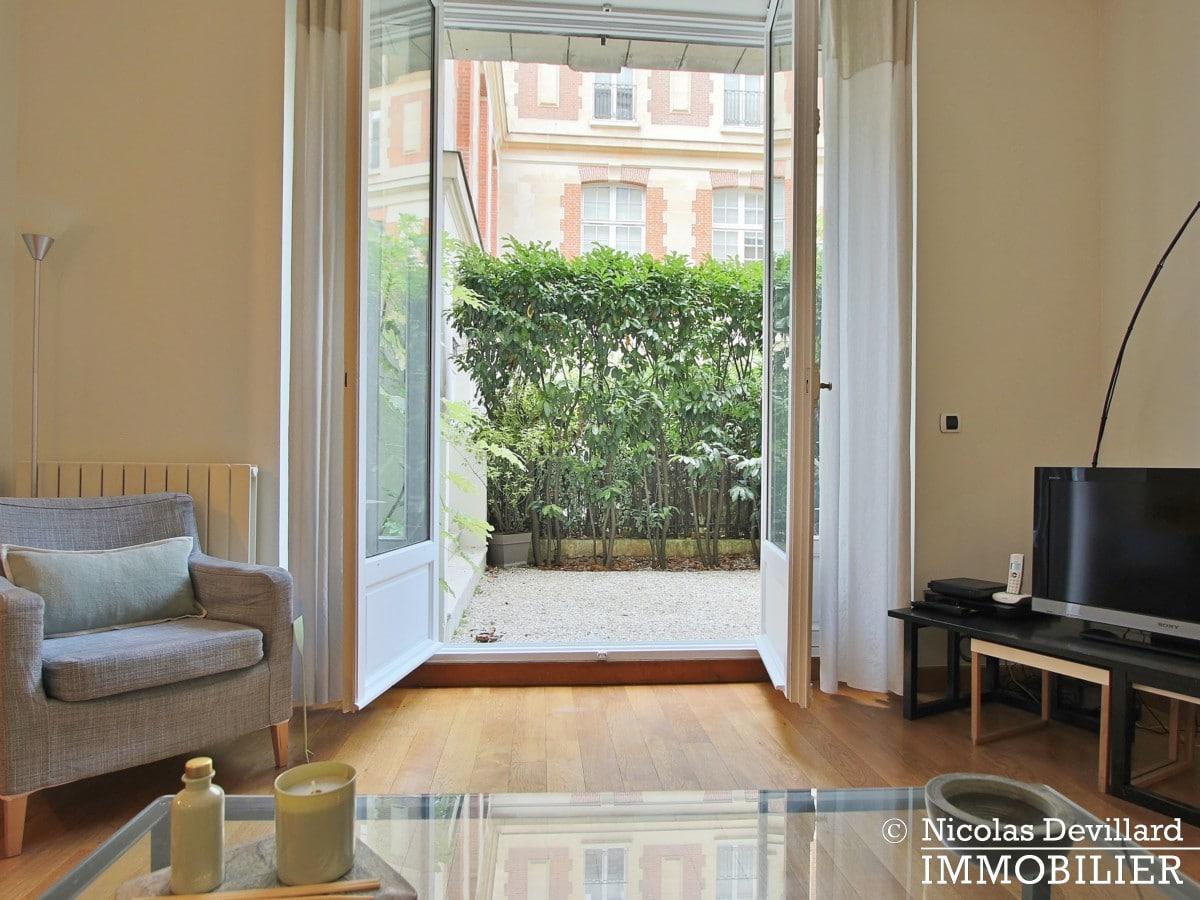 Avenue MatignonElysée – Jardin privatif, grand calme et standing – 75008 Paris (3)