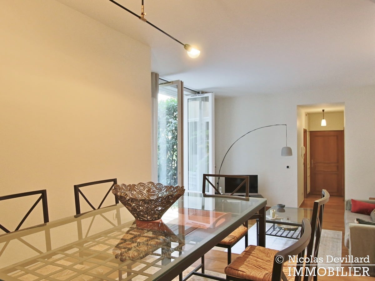 Avenue MatignonElysée – Jardin privatif, grand calme et standing – 75008 Paris (7)