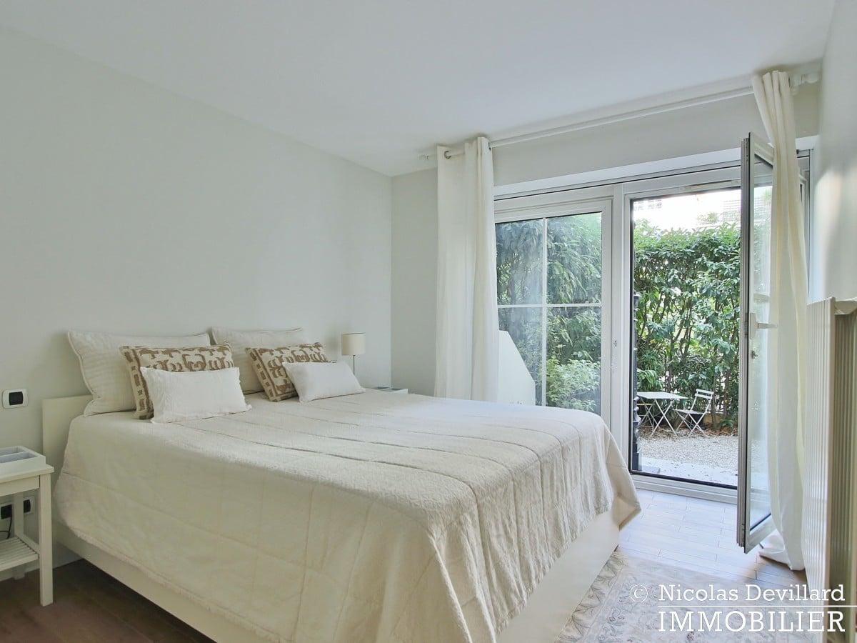 Avenue MatignonElysée – Jardin privatif, grand calme et standing – 75008 Paris (9)
