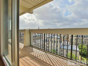ConventionMairie – Belle vue sans vis à vis, large balcon et grand calme – 75015 Paris (13)