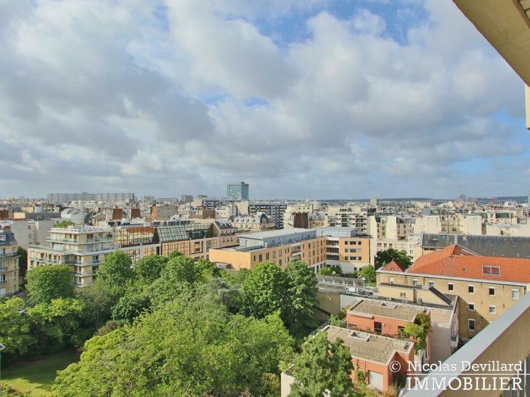 ConventionMairie – Belle vue sans vis-à-vis, large balcon et grand calme – 75015 Paris (16)