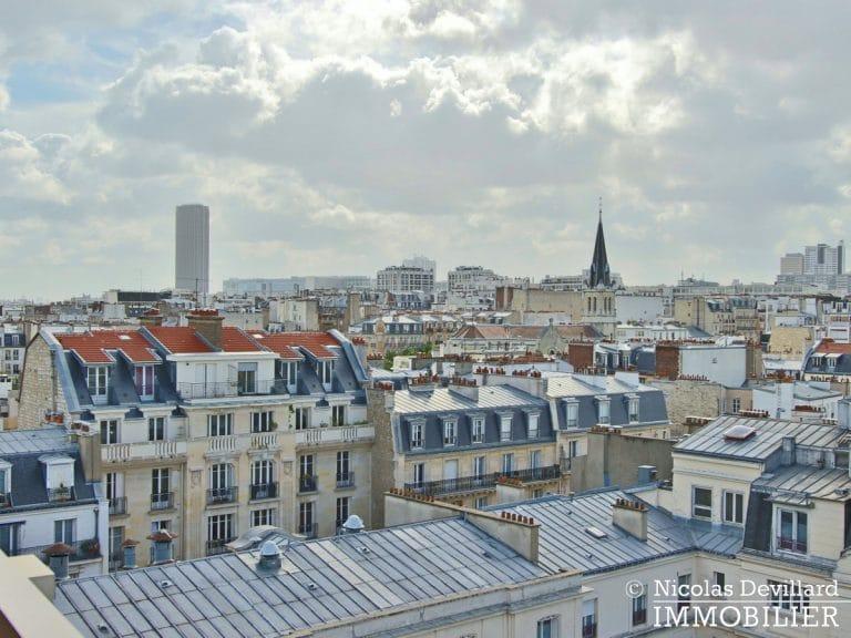 ConventionMairie – Belle vue sans vis-à-vis, large balcon et grand calme – 75015 Paris (21)