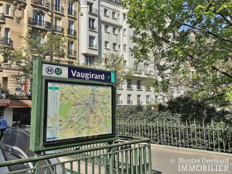 ConventionMairie – Belle vue sans vis-à-vis, large balcon et grand calme – 75015 Paris (28)
