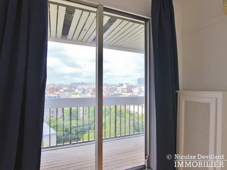 ConventionMairie – Belle vue sans vis-à-vis, large balcon et grand calme – 75015 Paris (8)