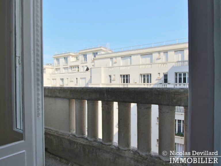 Glacière - Etage élevé avec balcon au calme d'une voie privée - 75013 Paris (3)