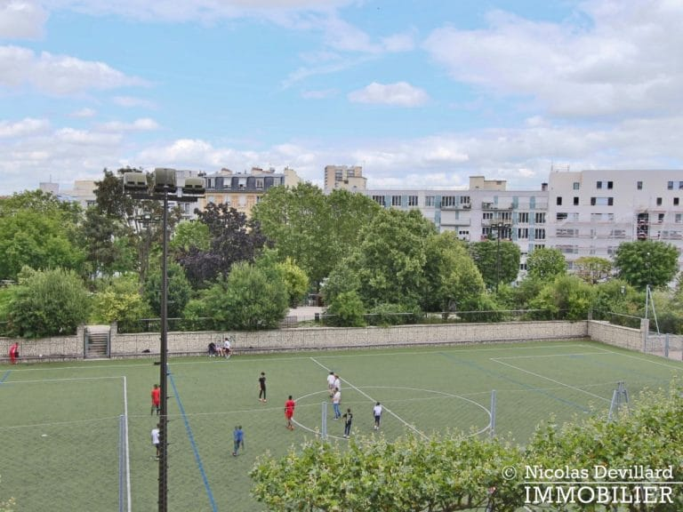 Parc des GlacièresMarcel Sembat – Familial, vue dégagée, balcon et parking – 92100 Boulogne (15)