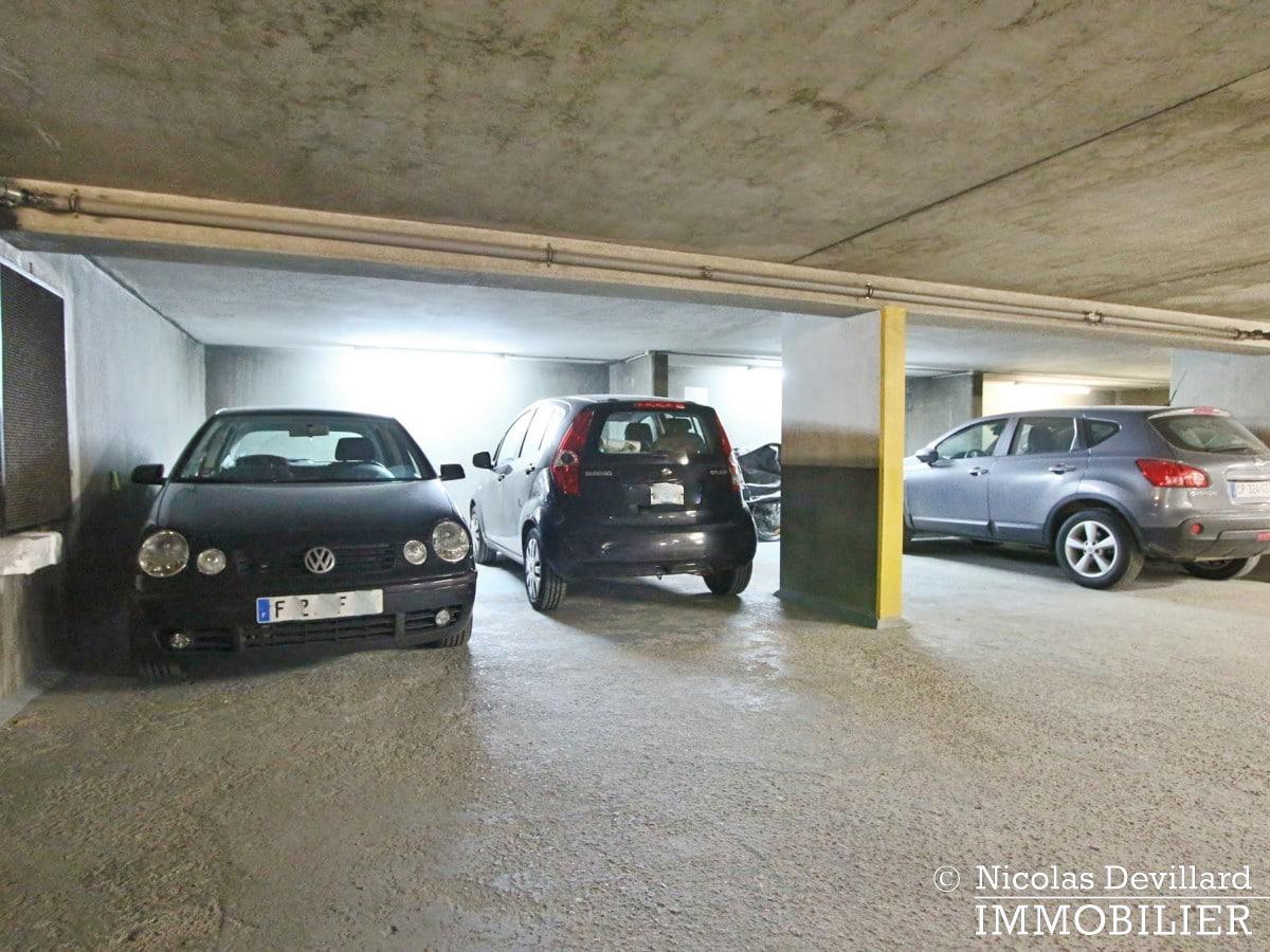 Parc des GlacièresMarcel Sembat – Familial, vue dégagée, balcon et parking – 92100 Boulogne (30)
