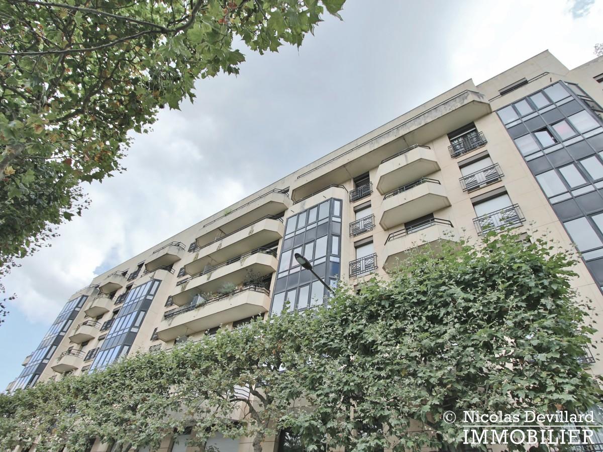 Parc des GlacièresMarcel Sembat – Familial, vue dégagée, balcon et parking – 92100 Boulogne (32)