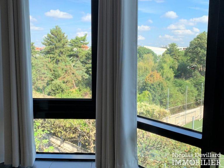 Parc des GlacièresMarcel Sembat – Familial, vue dégagée, balcon et parking – 92100 Boulogne (33)