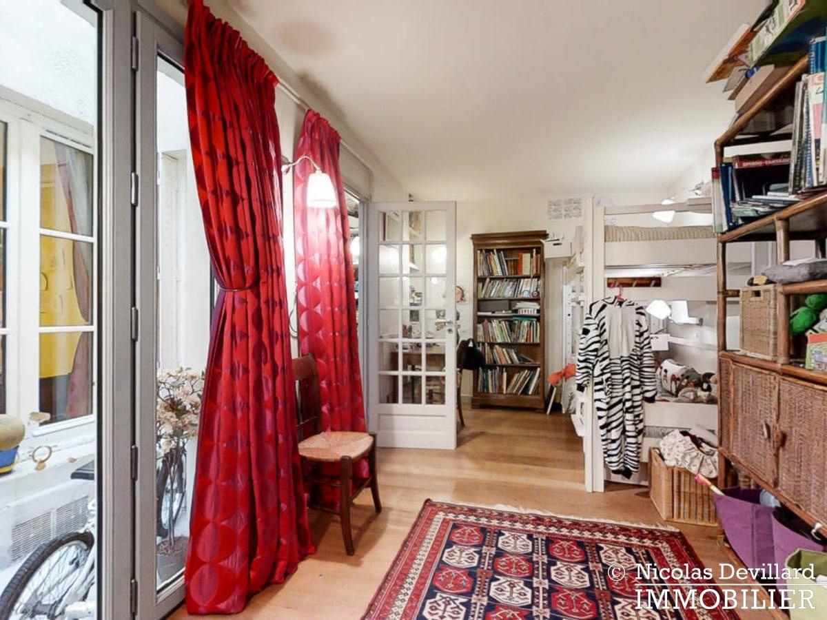 Place de ClichyBatignolles – Charme et patio sur une jolie cour – 75018 Paris (10)