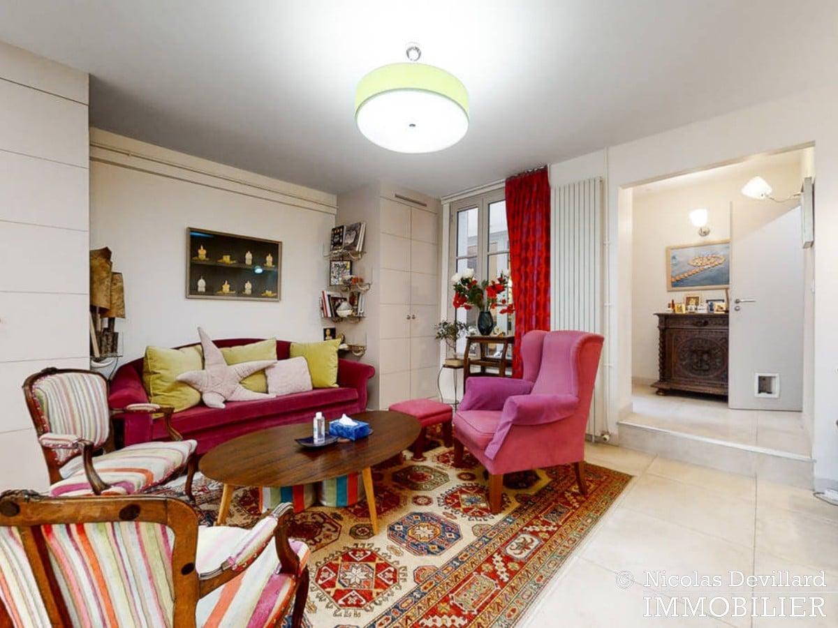 Place de ClichyBatignolles – Charme et patio sur une jolie cour – 75018 Paris (2)