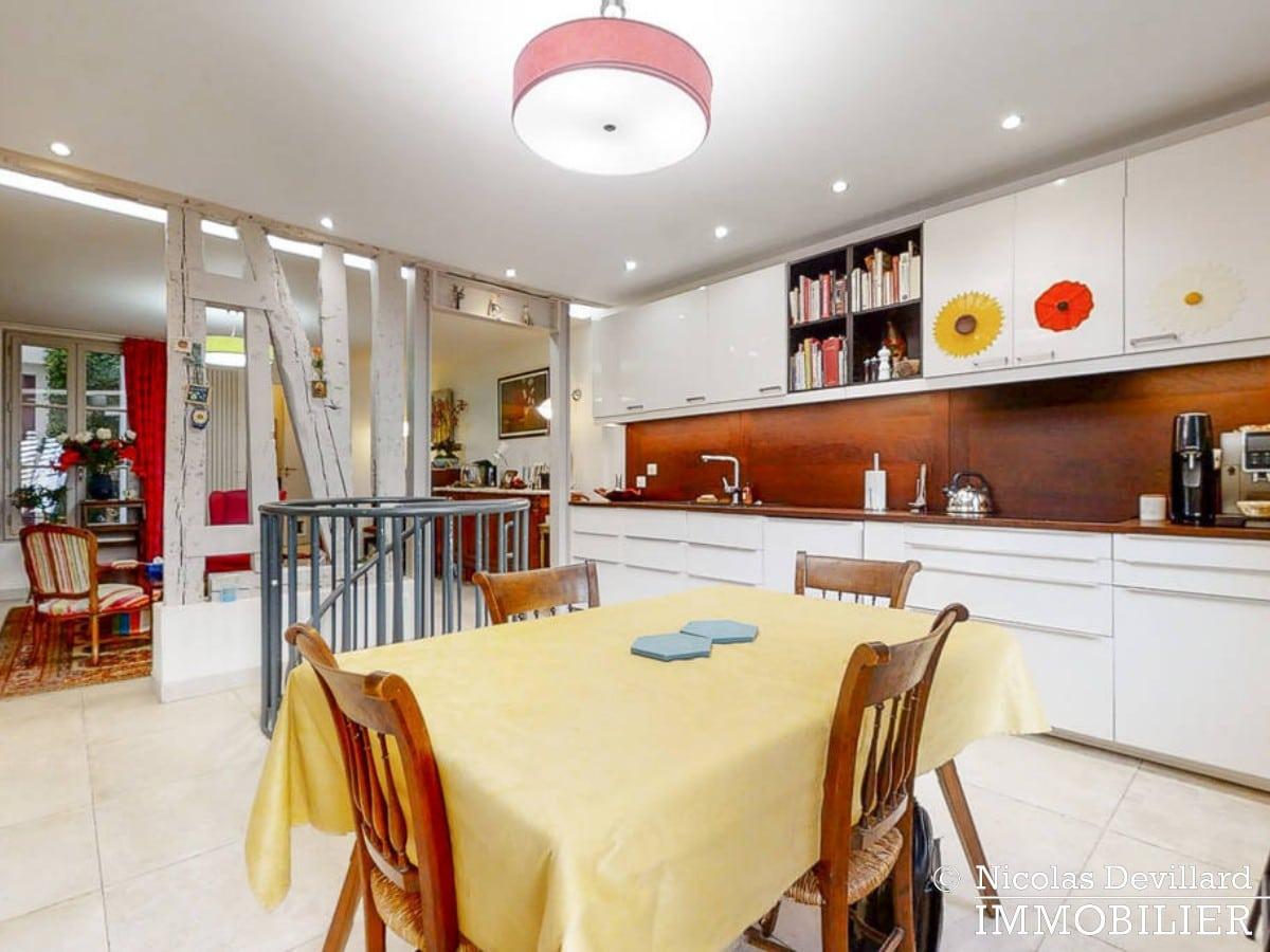 Place de ClichyBatignolles – Charme et patio sur une jolie cour – 75018 Paris (3)