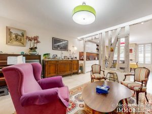 Place de ClichyBatignolles – Charme et patio sur une jolie cour – 75018 Paris (5)