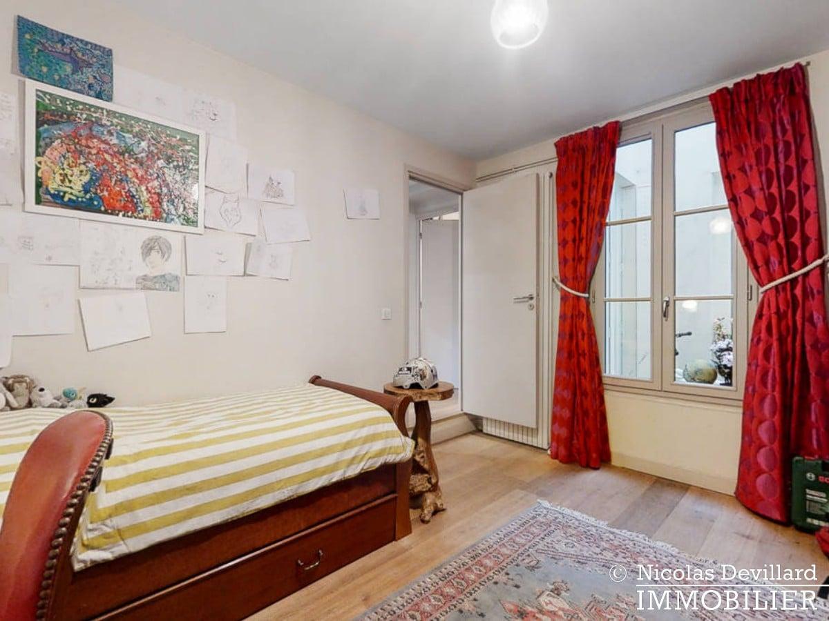 Place de ClichyBatignolles – Charme et patio sur une jolie cour – 75018 Paris (9)