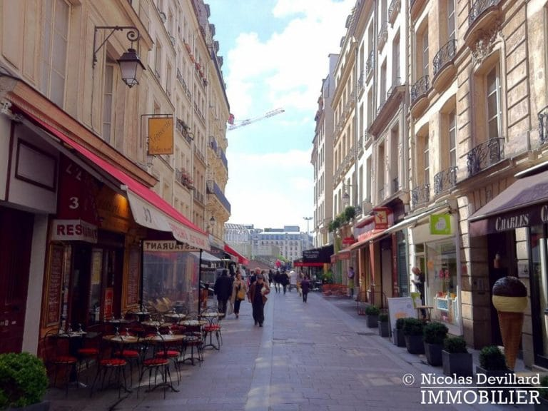 Village Montorgueil – Volume et caractère – 75001 Paris (20)