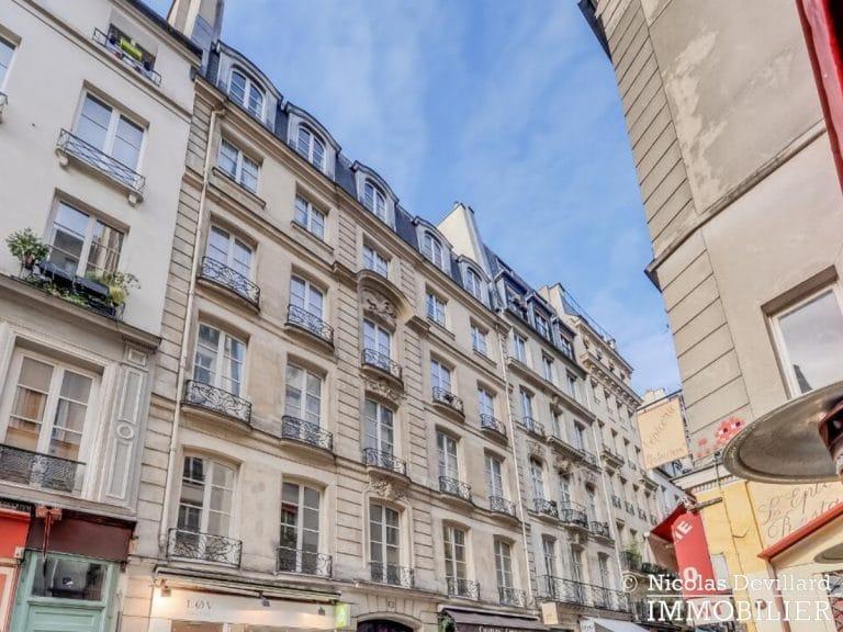 Village Montorgueil – Volume et caractère – 75001 Paris (21)