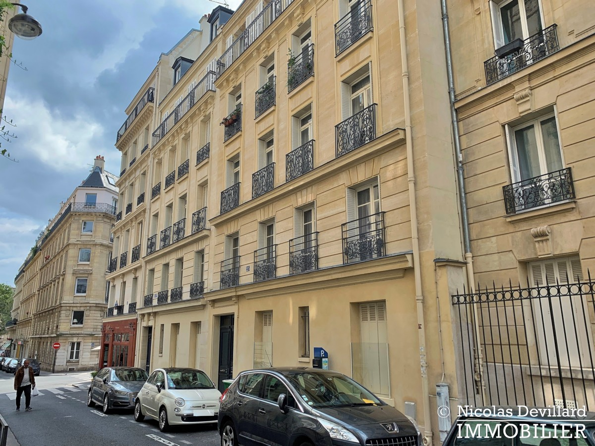 Village d'Auteuil – Calme et très clair – 75016 Paris (1)