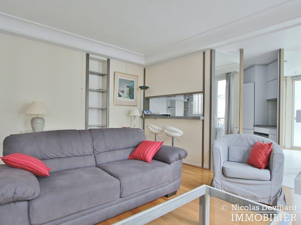 Village d'Auteuil – Calme et très clair – 75016 Paris (5)