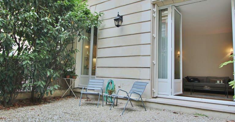 Avenue MatignonElysée – Jardin privatif, grand calme et standing – 75008 Paris (22)