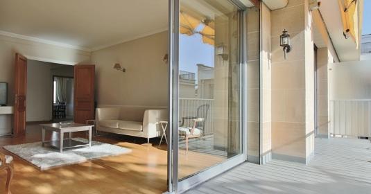 BoisSaint James – Dernier étage terrasse sur jardins – 92200 Neuilly sur Seine (57)