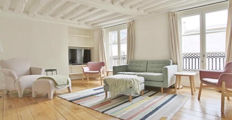 Bonne NouvelleHauteville – Plan parfait, charme et lumière – 75010 Paris (17)