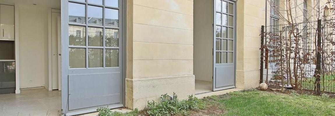 Carré Richaud – Volumes, jardin, calme et soleil – 78000 Versailles (34)