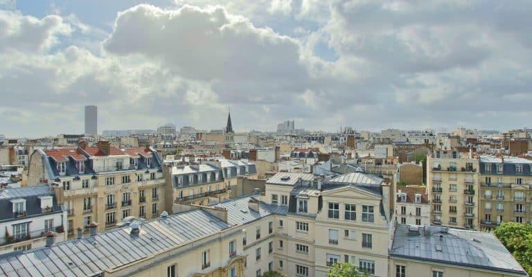 ConventionMairie – Belle vue sans vis-à-vis, large balcon et grand calme – 75015 Paris (17)