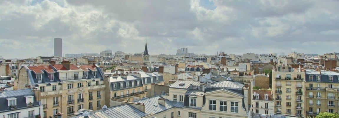 ConventionMairie – Belle vue sans vis à vis, large balcon et grand calme – 75015 Paris (17)