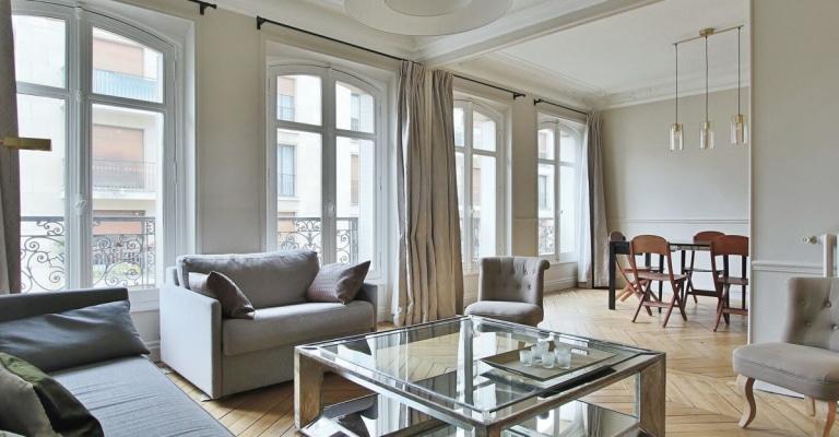 FaisanderieLongchamp – Classique parisien rénové et très lumineux – 75116 Paris (2)
