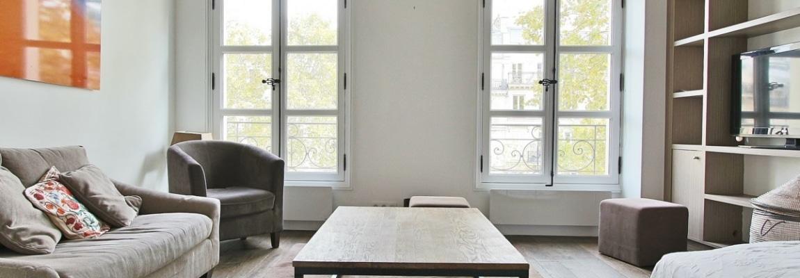 Haut Marais – Lumineux, spacieux et élégant – 75003 Paris (14)