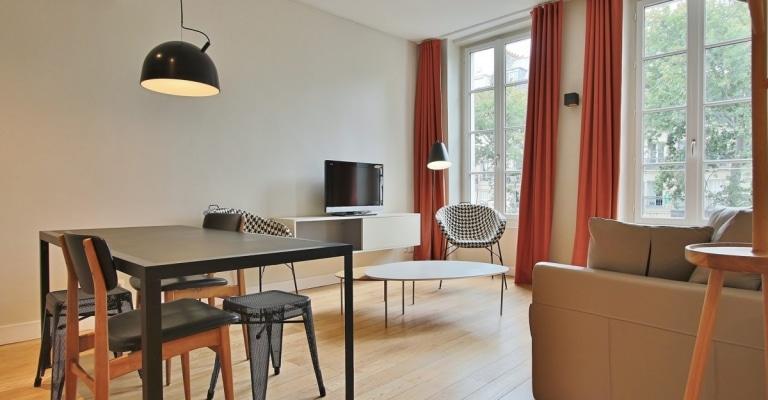 Haut-Marais - Comme une luxueuse suite - 75003 Paris (22)