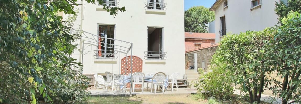 Ile de la JatteGeorges Seurat – Maison familiale avec jardin 92200 Neuilly sur Seine (25)