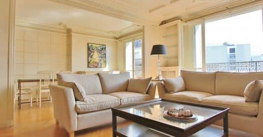 KléberVictor Hugo – Familial en étage élevé, calme et luxueux – 75016 Paris (27)