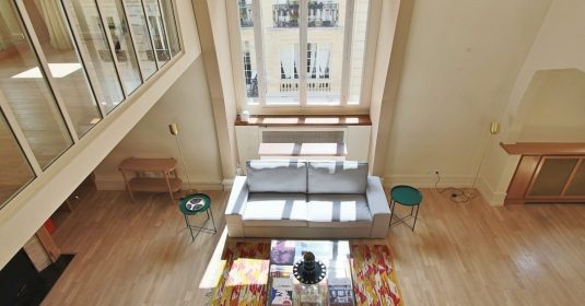 La MuetteRanelagh – Atelier au dernier étage en plein soleil – 75016 Paris (47)