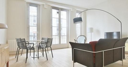 MaraisSaint Paul – Inspiration loft, volumes et rénové – 75004 Paris (23)