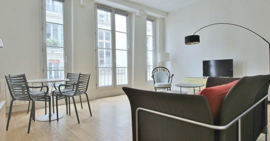 MaraisSaint Paul – Inspiration loft, volumes et rénové – 75004 Paris (41)