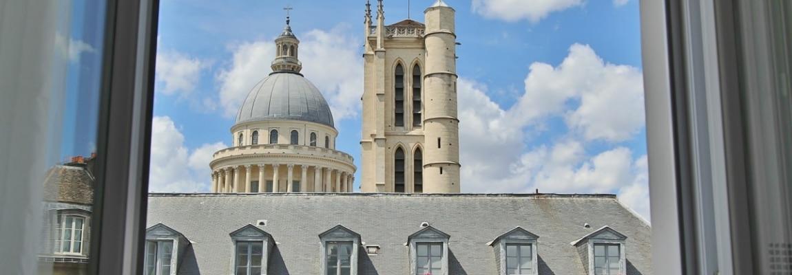 PanthéonHenri IV – Rénové, vue et soleil – 75005 Paris (18)