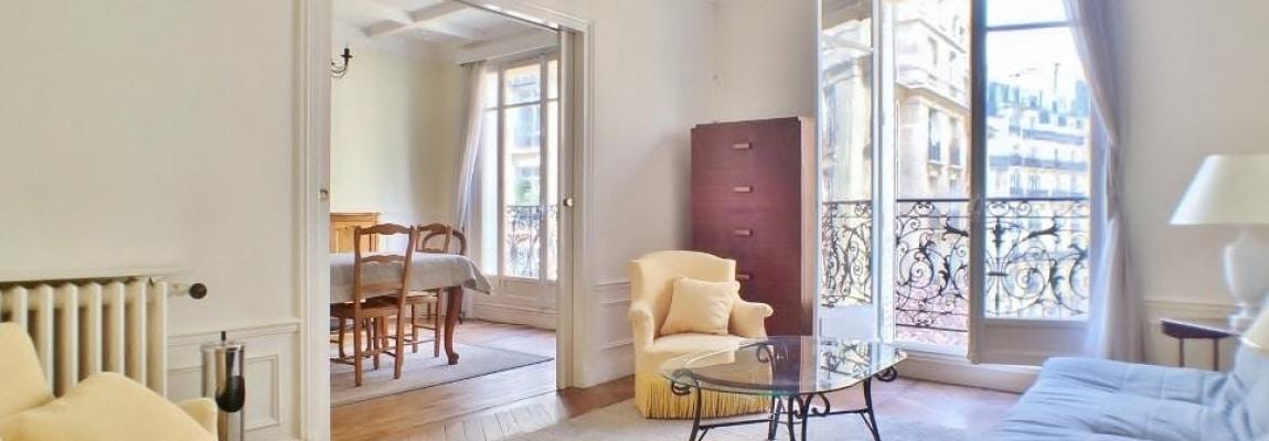 Place de Breteuil – Classique parisien calme et vue dégagé - 75015 Paris (3)