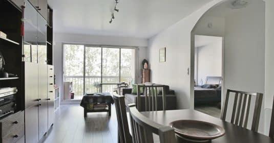 Point du jourMarcel Sembat – Au calme, balcon sur jardin – 92100 Boulogne Billancourt (9)