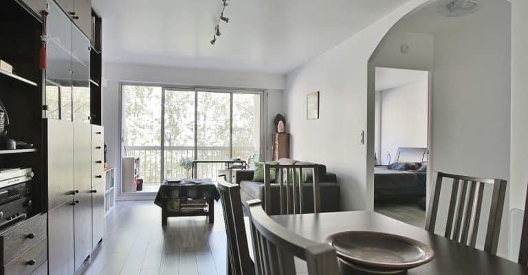 Point du jourMarcel Sembat – Au calme, balcon sur jardin – 92100 Boulogne-Billancourt (9)